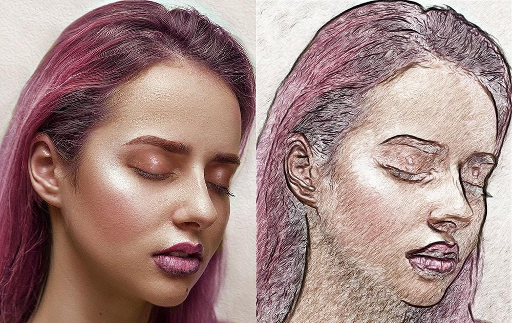 تبدیل تصاویر به نقاشی